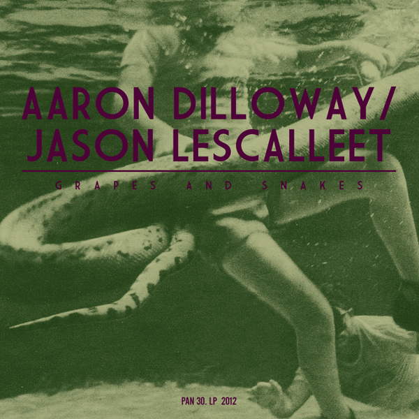Aaron Dilloway / Jason Lescalleet - Grapes And Snakes