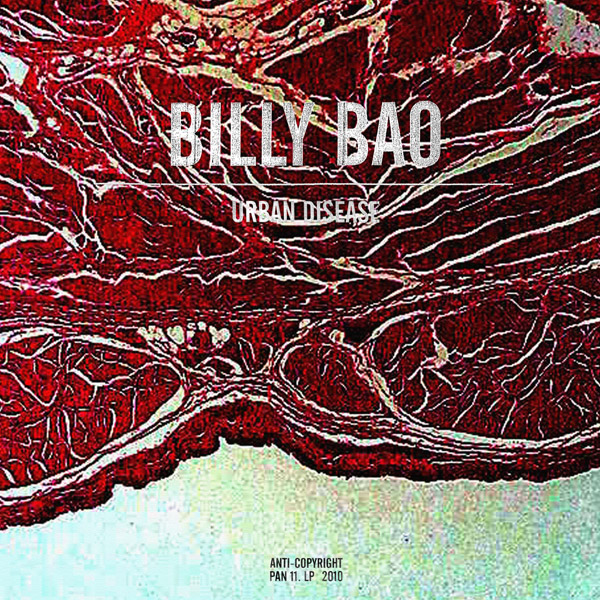 Billy Bao - Urban Disease