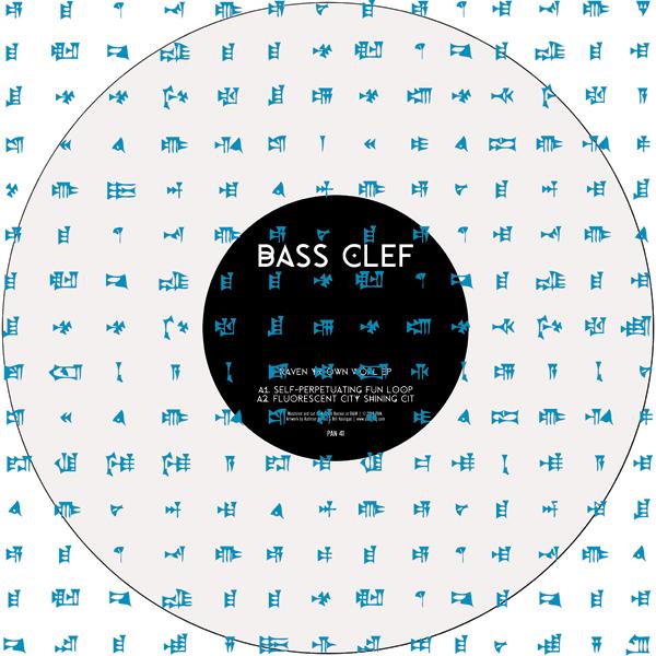 Bass Clef - Raven Yr Own Worl