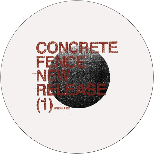 Concrete Fence (Regis & Russell Haswell) - New Release (1)