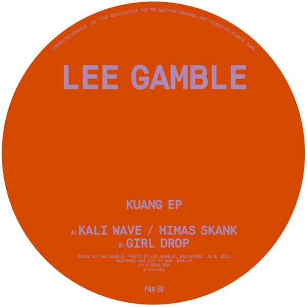 Lee Gamble - Kuang