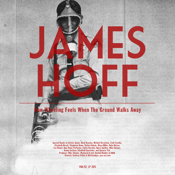 James Hoff  - How Wheeling Feels When the Ground Walks Away