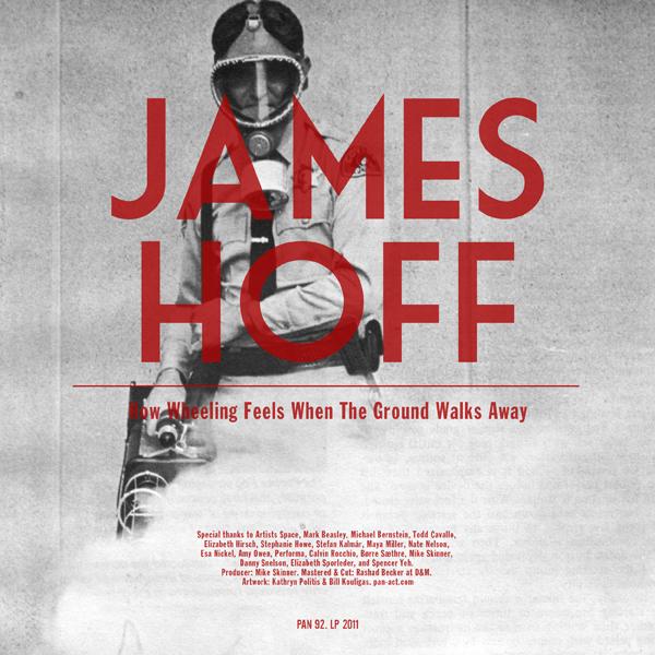 James Hoff  - How Wheeling Feels When the Ground Walks Away