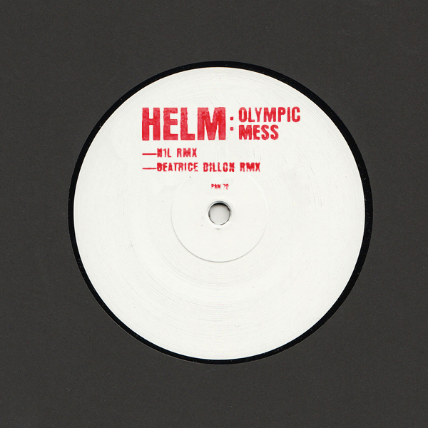 HELM - Beatrice Dillon / N1L (Remixes)